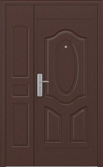 заказать стальную дверь в квартиру в р не капотня