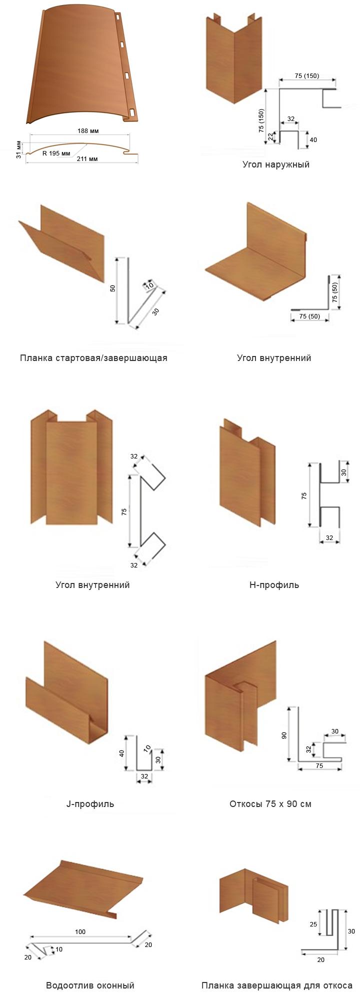Металлический блок хаус: видео-инструкция по монтажу Блок-хаус метал монтаж своими руками